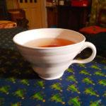 Porcelánový šálek na čaj